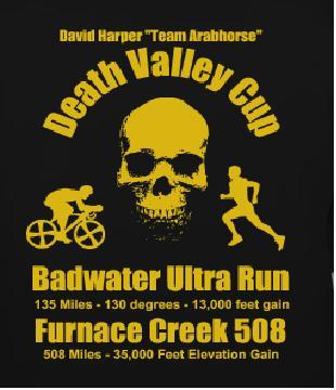 Death Valley Cup TeeShirts