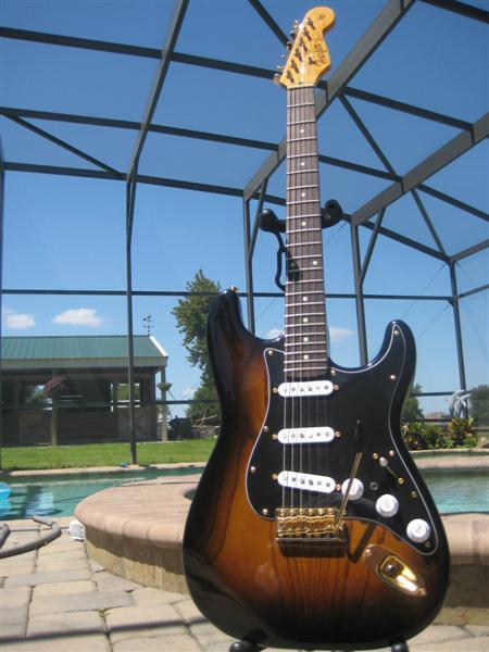 Harper Custom Stratocaster