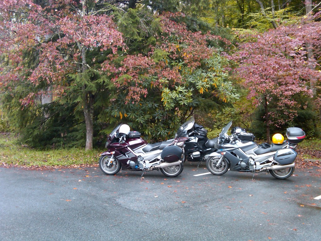 North Carolina Motorcycling Trip
